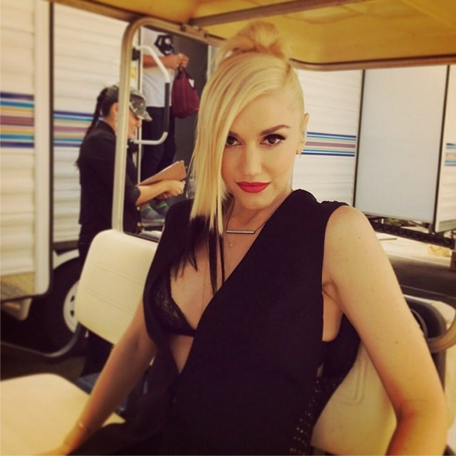 Gwen Stefani Starts Her New Gig On 'The Voice' гвен стефани инстаграм