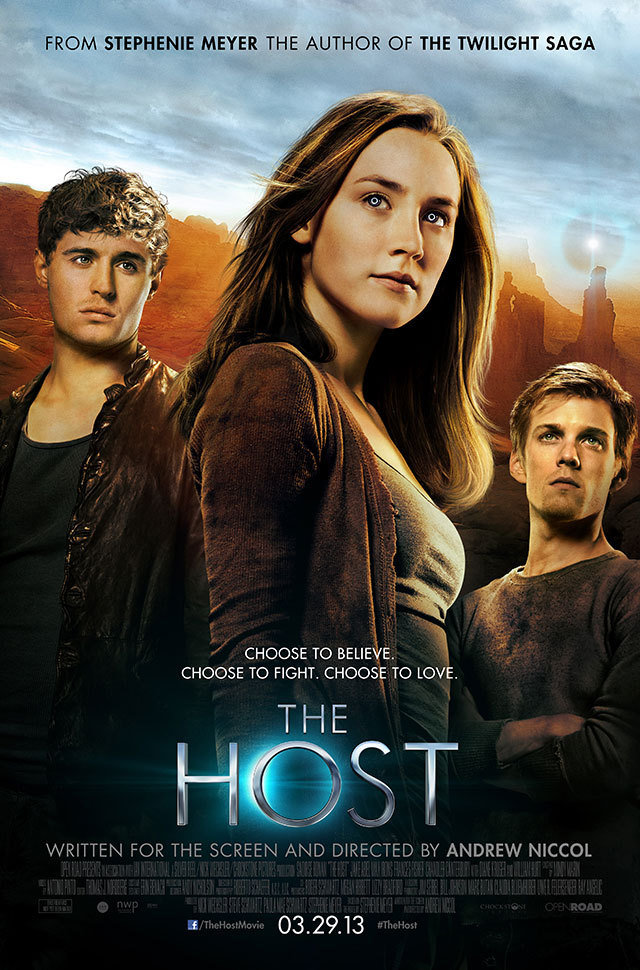 The Host Giveaway