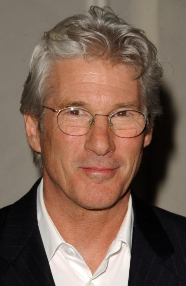 richard gere family