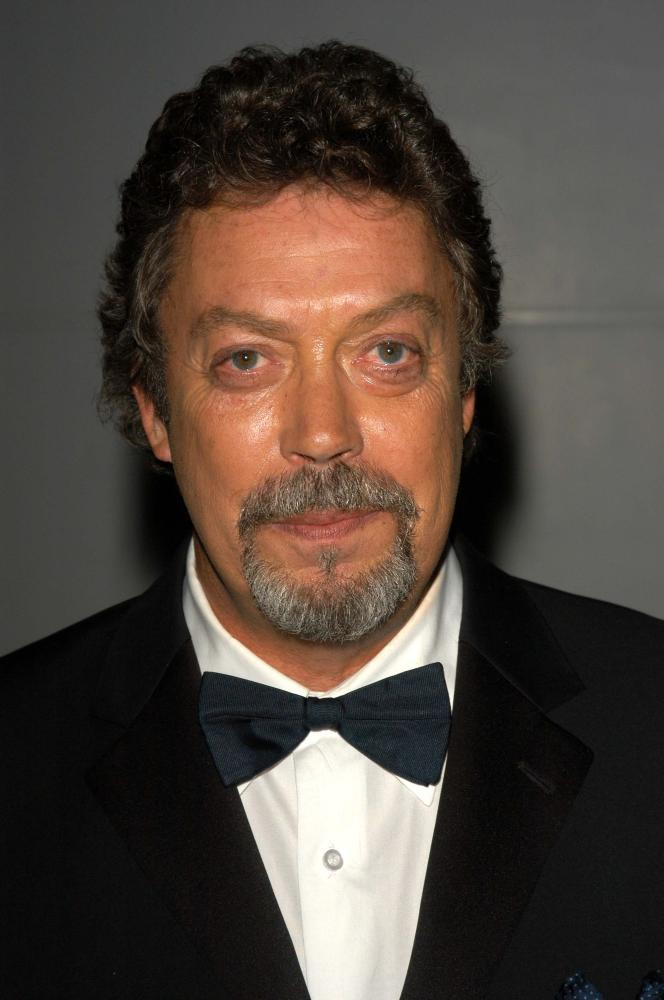 tim curry x reader