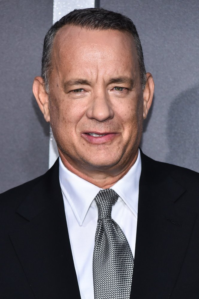 ¿Cuánto mide Tom Hanks? - Altura - Real height 7718021