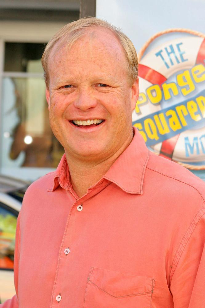 bill fagerbakke doing patrick voice