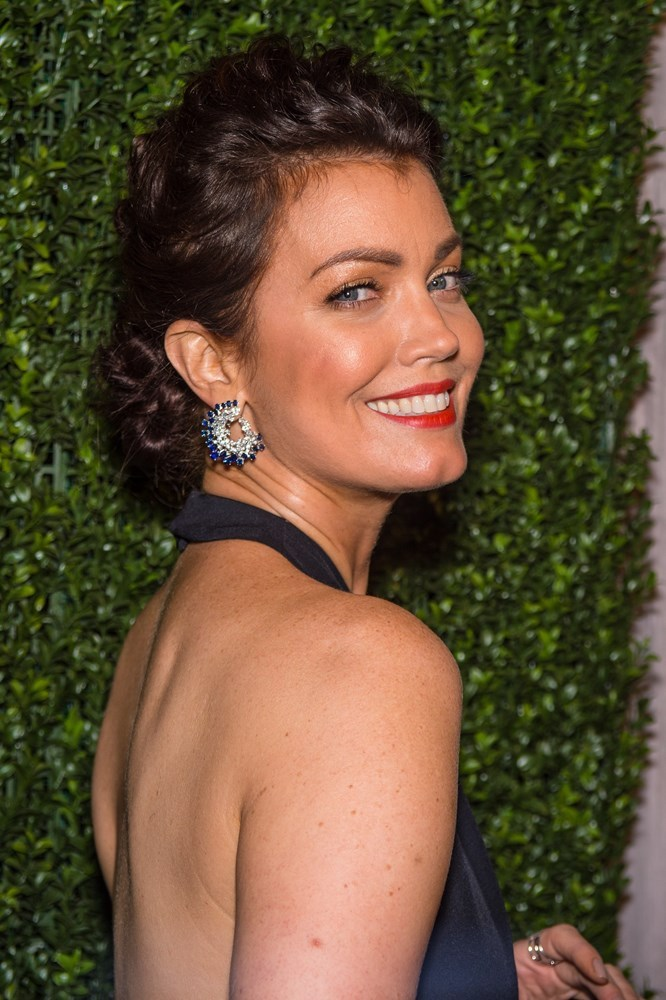 Bellamy Young bio