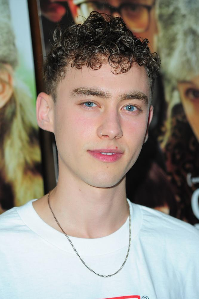 olly alexander tattoos