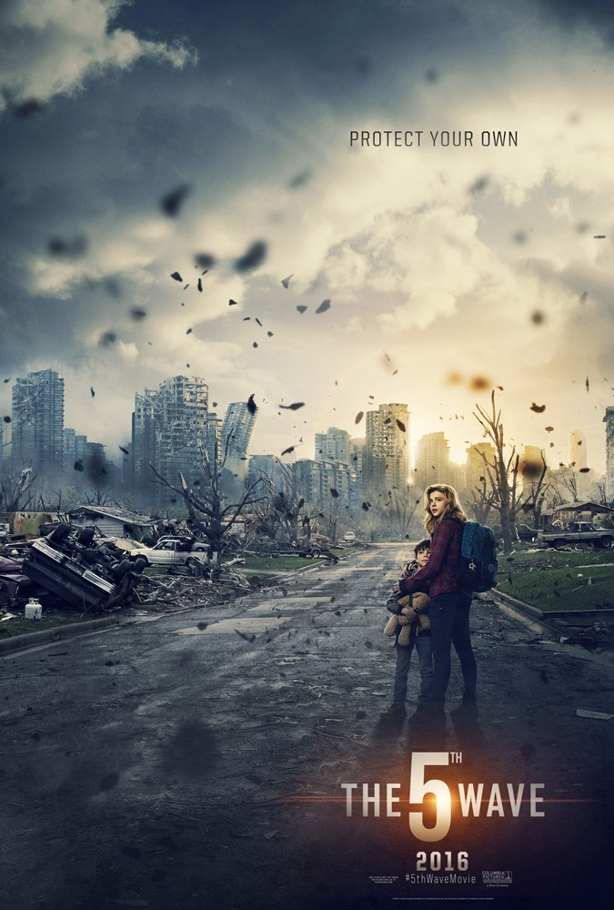 The 5th Wave | Movie | 2016