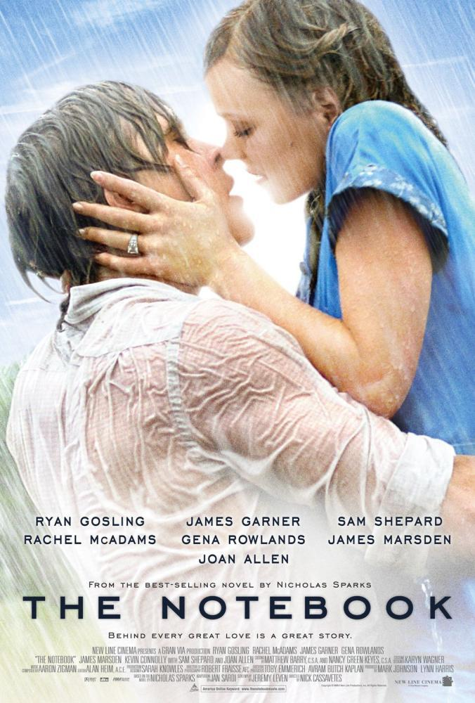 The Notebook (The Notebook, #1) by Nicholas Sparks — Reviews