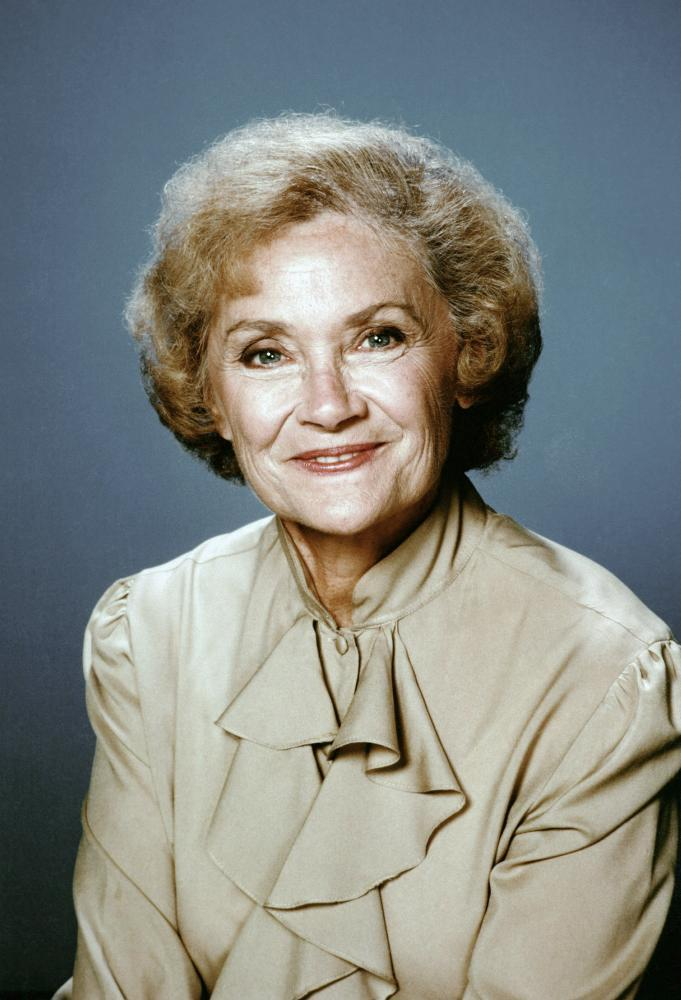 estelle getty young pictures