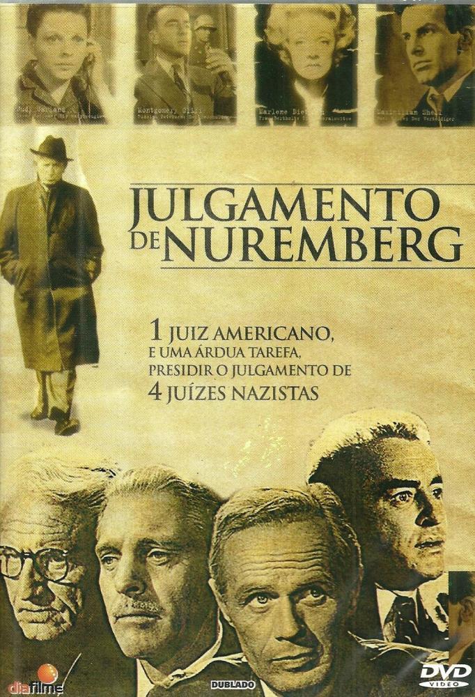 Judgement at nurnberg the movie