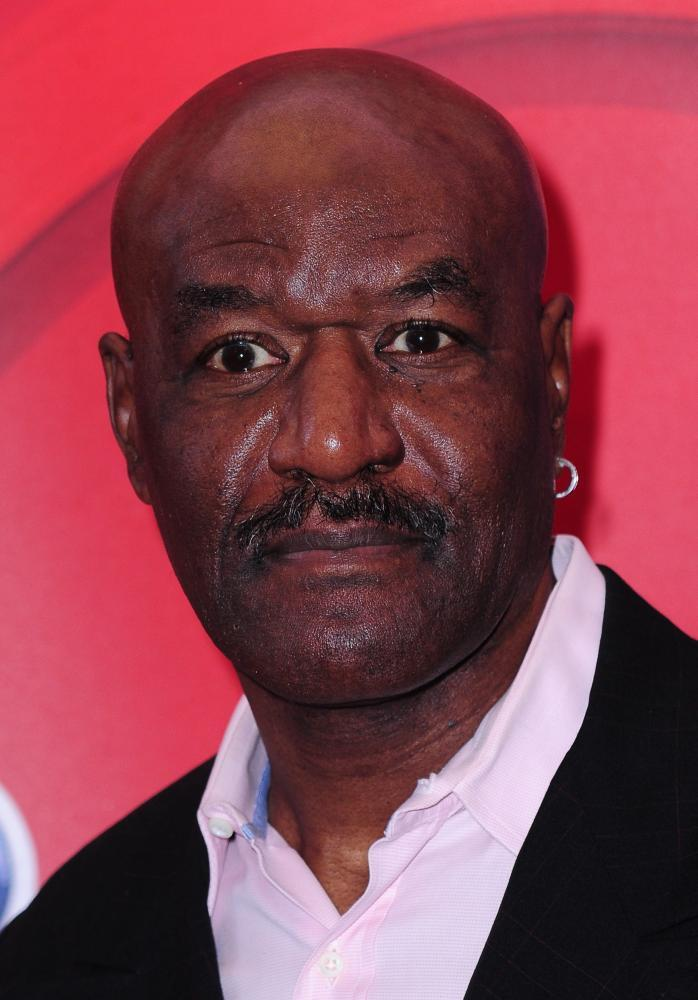 delroy lindo and his wife