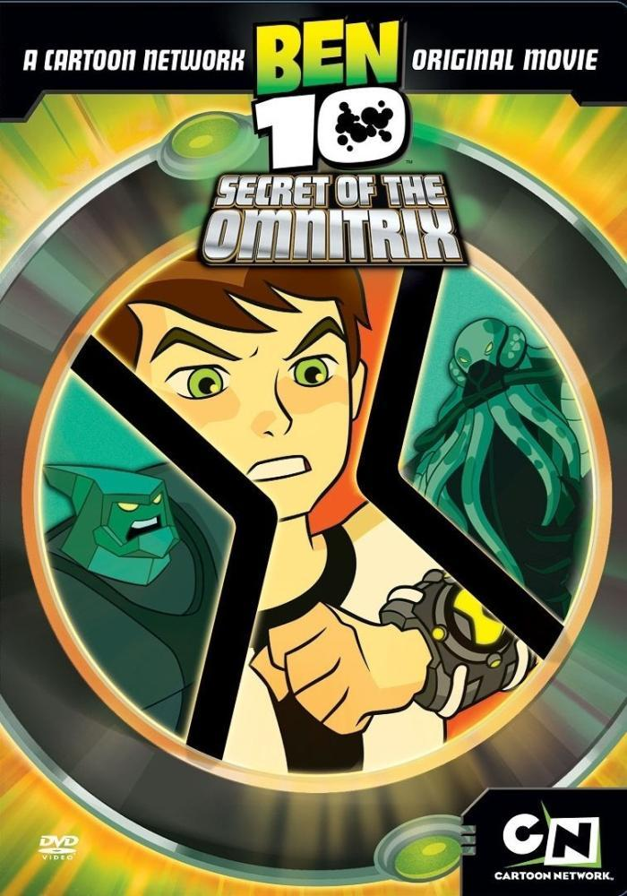 Ben 10: Secret of the Omnitrix | TV Series