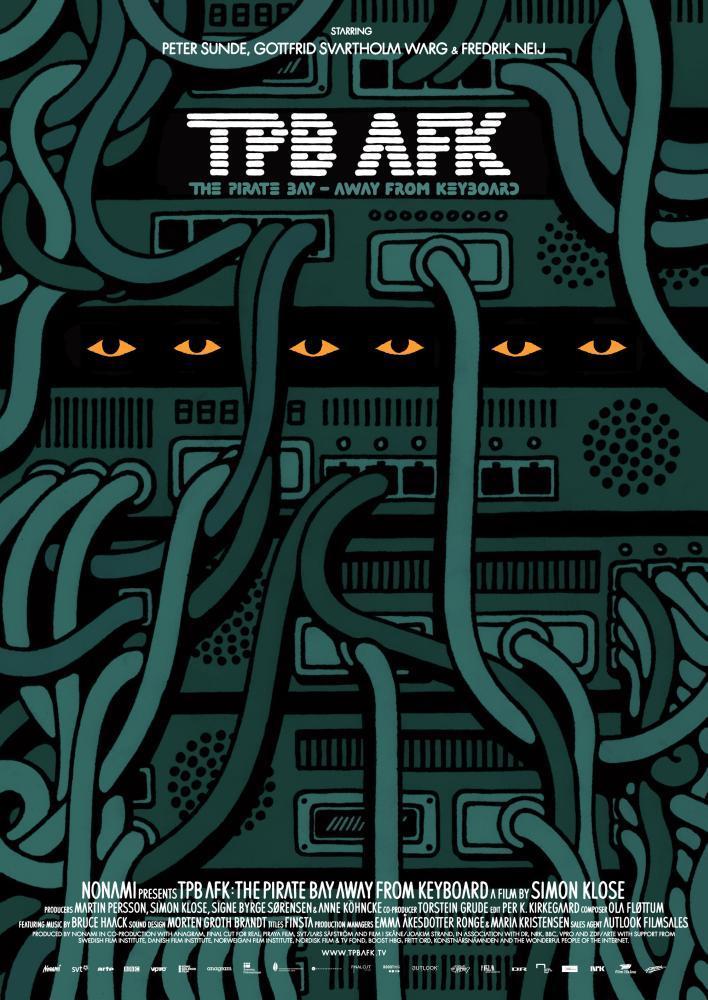 Пиратская бухта в удалении от клавиатуры  tpb afk the