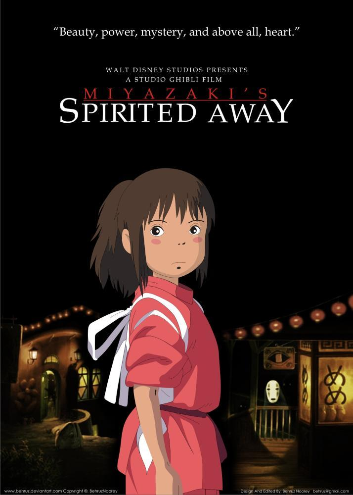 spirited away film essay [video essay] animation legend spirited away is a handcrafted cartoon to watch spirited away feels like a special gift it is a film of such startling.
