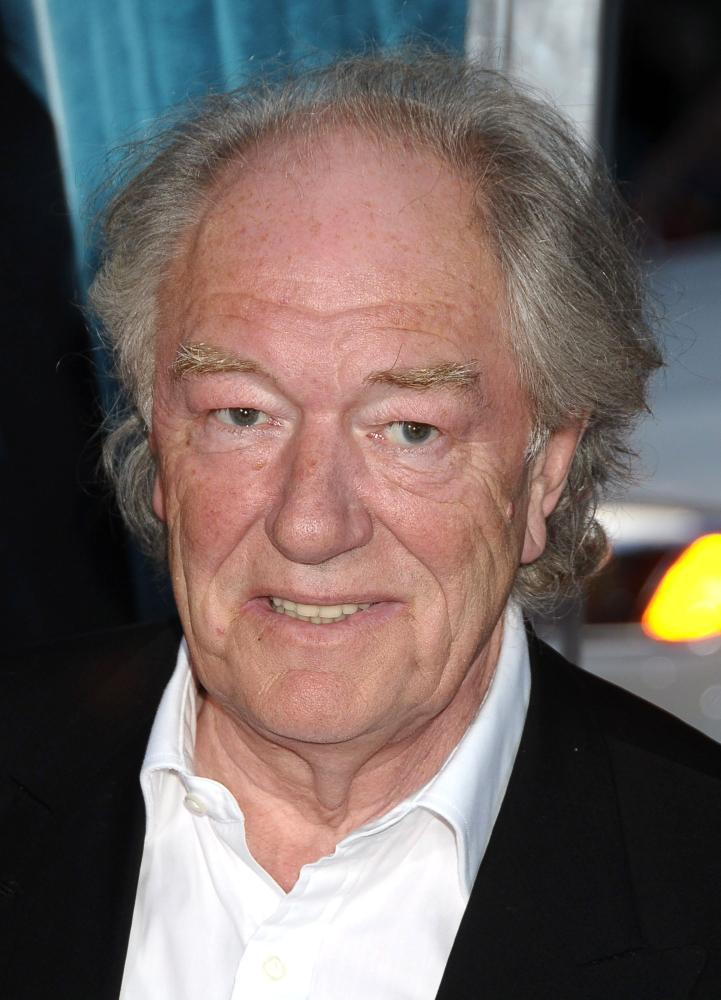 how tall is michael gambon