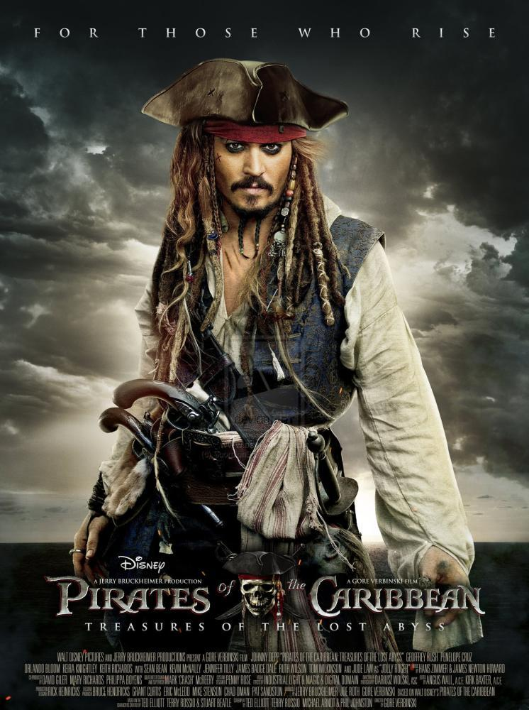 pirates of the caribbean dead men tell no tales movie 2017
