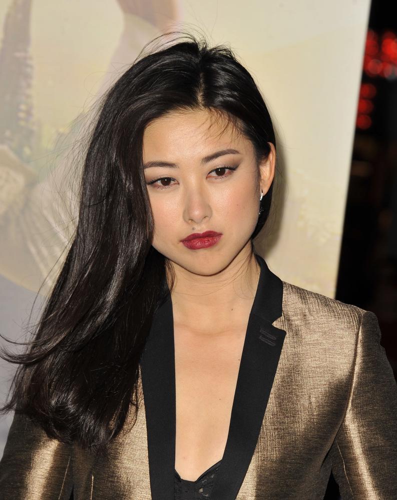 introducing chinese actress zhu zhu who will be making her