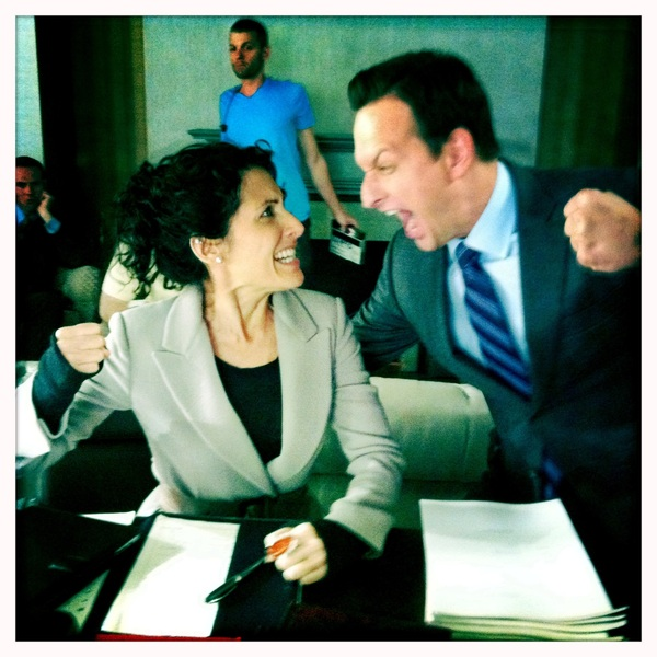 good wife fight