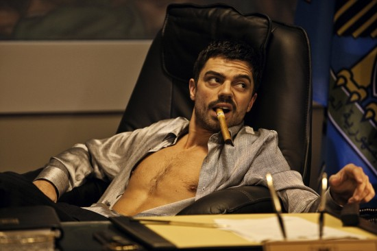 Dominic Cooper in Lee Tamahori's 'The Devil's Double'