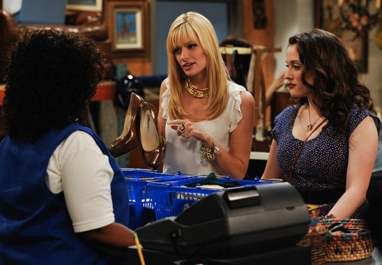 2 Broke Girls Shopping
