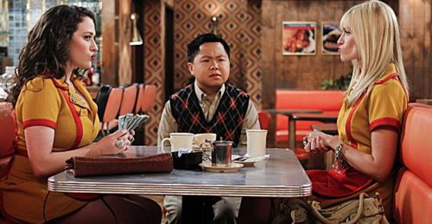 2 Broke Girls Asian