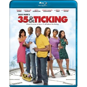 35 and Ticking Bluray