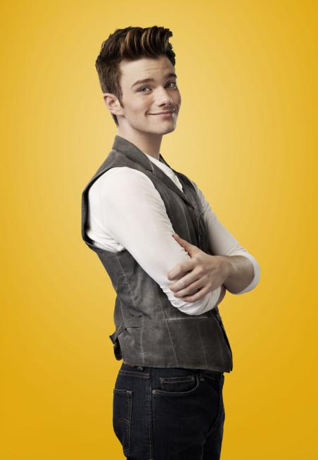 Glee Chris Colfer