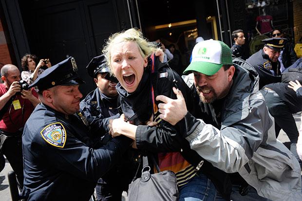 99% Occupy Wall Street Documentary