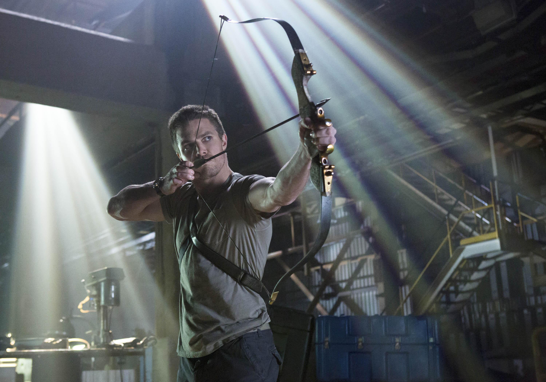 The CW's Arrow