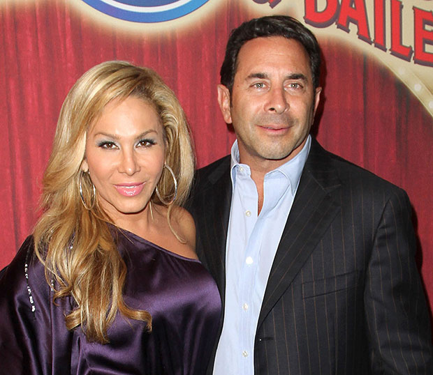 Real Housewives of Beverly Hills Star Adrienne Maloof Finalizes Divorce