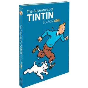 Tintin Animated