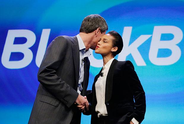 Alicia Keys named creative director of BlackBerry