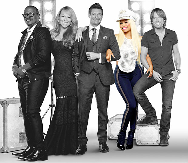 Nicki Minaj is the best American Idol judge