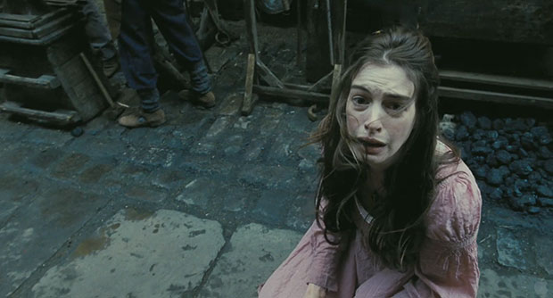 Les Misrables Anne Hathaway Reveals She Was The Cosette To Her