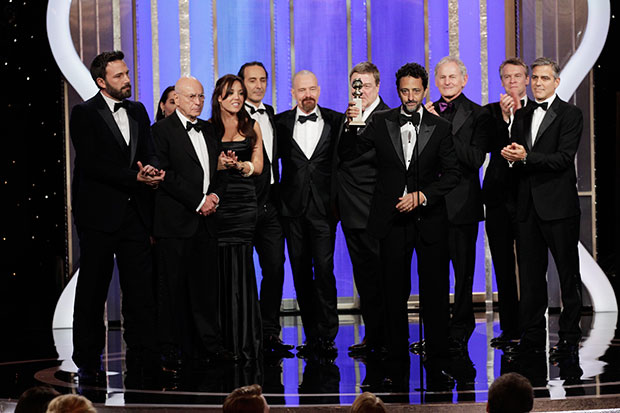 Golden Globes Argo