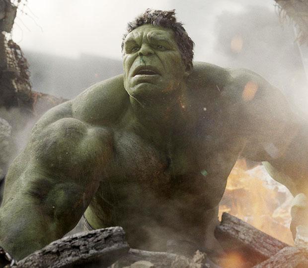 Avengers - The Hulk