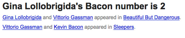 Everyone Is Now Only Two Degrees Of Separation Away From Kevin Bacon