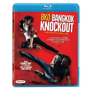 Bangkok Knockout Bluray