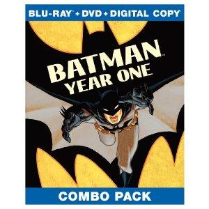 Batman Year One Blu