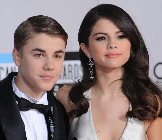 Bieber selena split
