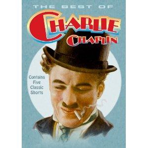 Charlie Chaplin Bluray