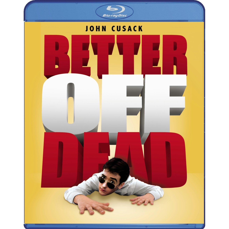 Better Off Dead Bluray
