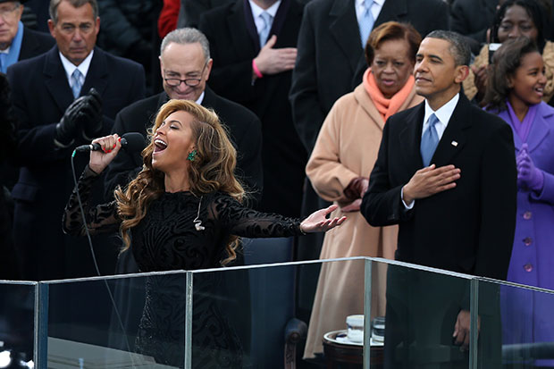 Inauguration 2013: Beyonce, Kelly Clarkson, and More Perform