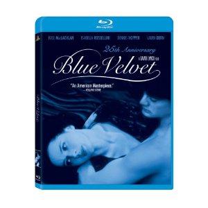 Blue Velvet Bluray