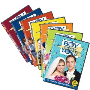Boy Meets World Bluray