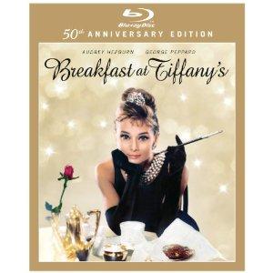 Breakfast at Tiffanys Bluray