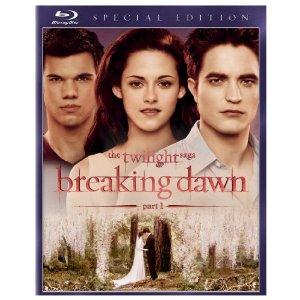 Breaking Dawn 1 Blu