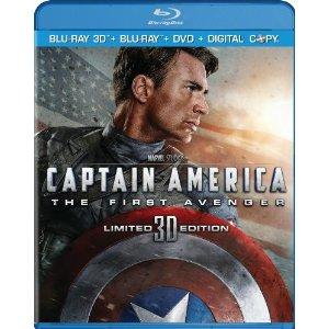 Captain America Blu