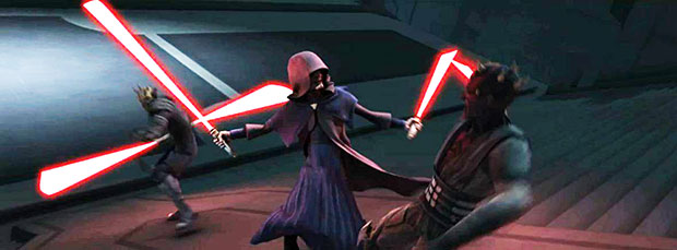 Sam Witwer Talks Darth Maul's Fate on The Clone Wars