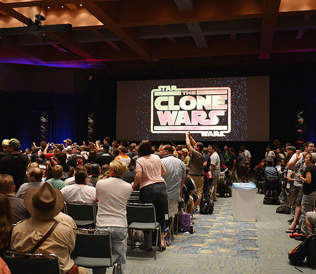 Star Wars The Clone Wars Google Hangouts Chat With Sam Witwer, Matt Lanter, Ashley Eckstein, and Dave Filoni