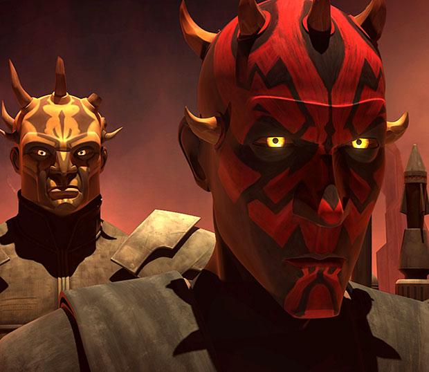 Clone Wars' Darth Maul Returns