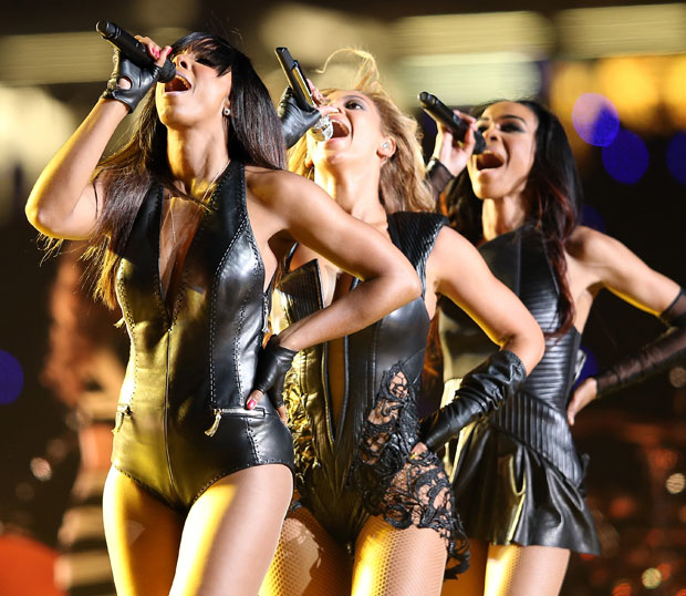 Destiny's Child Super Bowl Halftime Feminism